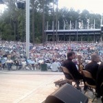 Outdoor concert with NC Symphony and Michael Feinstein